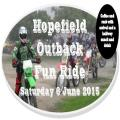 HOPEFIELD Outback Fun Ride