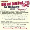 bike and quad oval